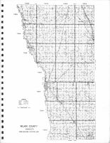County map, Wilkin County 1968